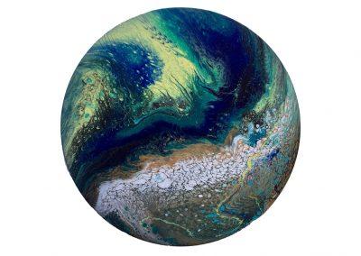 """Blue Planet 1  12"""""""