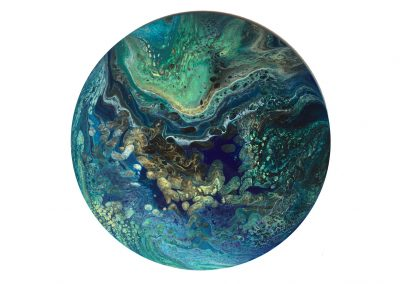 SOLD Blue Planet 4 12""
