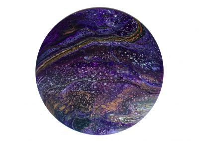 "Purple Planet 18"""