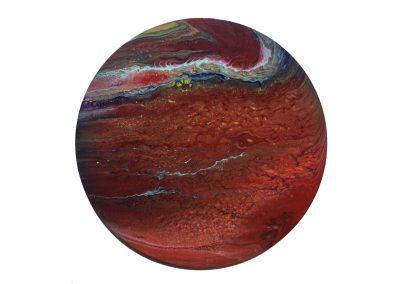 """Orange Planet 2 12"""""""