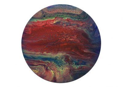 """Orange Planet 1 12"""""""